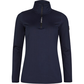 O'Neill Clime Giacca in pile mezza zip Donna, blu